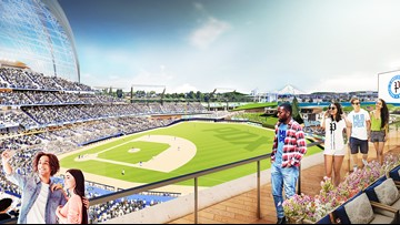 Portland Diamond Project sells its plans as stable alternative to Oakland, Tampa Bay at MLB Winter Meetings