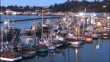 After delay, Dungeness crab season opens on Oregon coast
