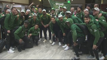 Timbers advance to MLS cup