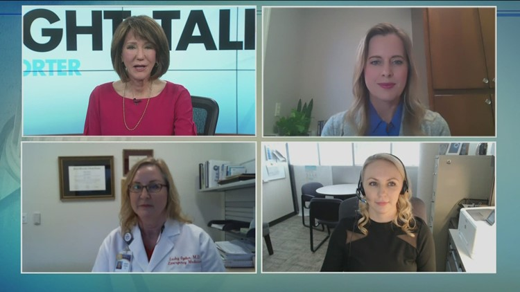 Straight Talk: Health care leaders reflect on helping Oregon through COVID pandemic over past year (Part 2)