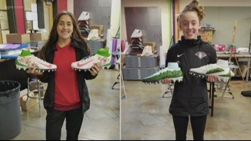 Marcus Mariota to wear custom cleats designed by Vancouver students