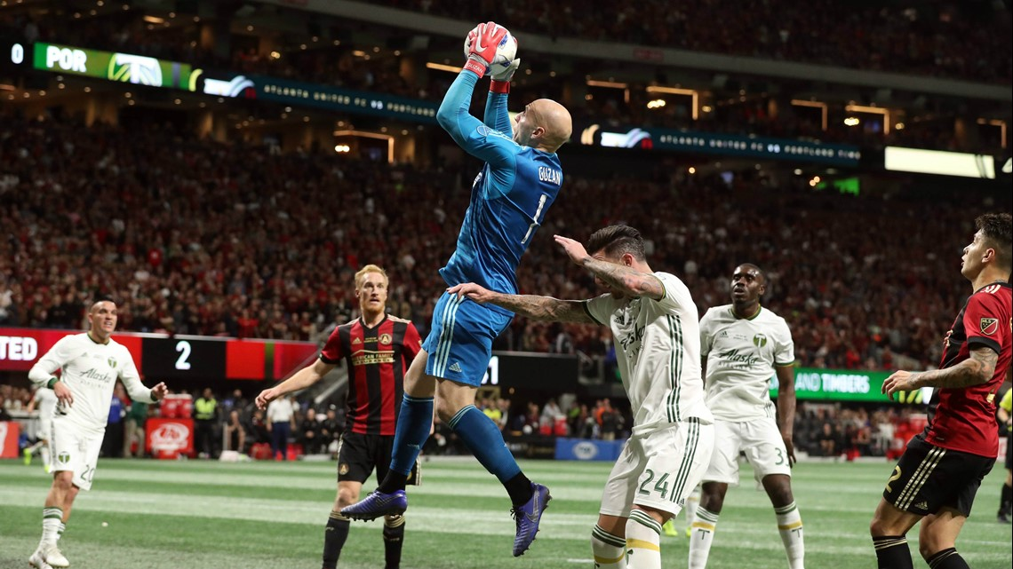 United captures MLS Cup for Atlanta's 1st title since '95