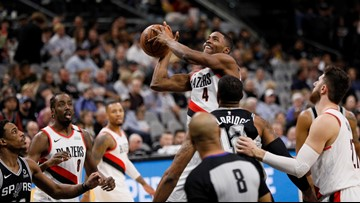 With Harkless back, Blazers' starting lineup is on fire