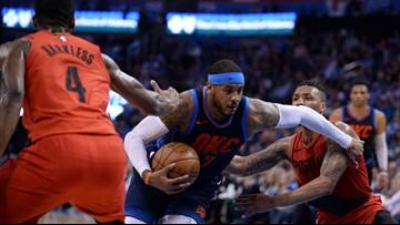 NBA power rankings: ESPN asks if Blazers should add Carmelo Anthony