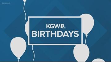 KGW viewer birthdays May 11