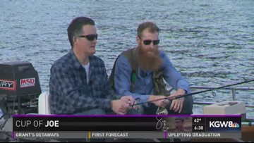 Cup of Joe: Nat Borchers