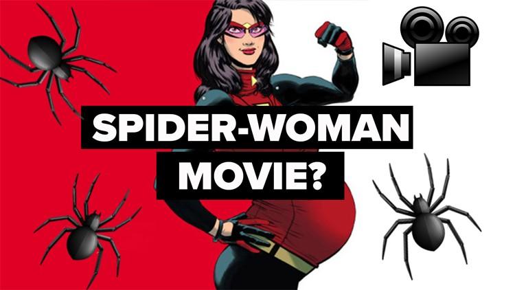 Olivia Wilde producing female-led Marvel movie, Spider-Woman rumors abound