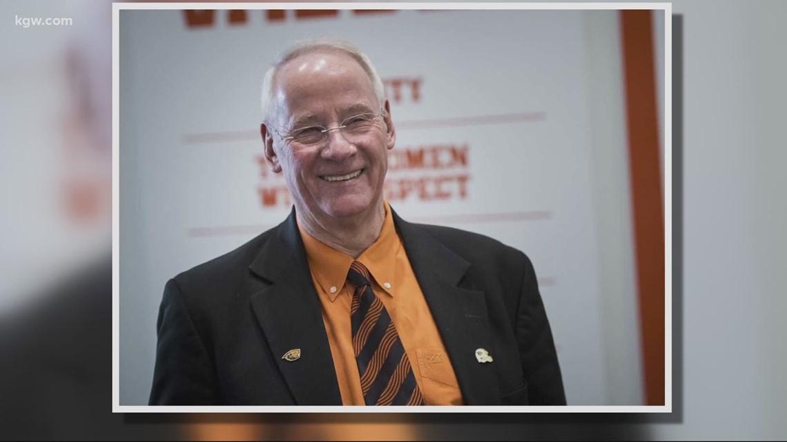 Ed Ray steps down as  Oregon State University president