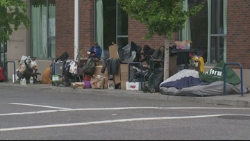 Multnomah County report shows rise in people living on streets