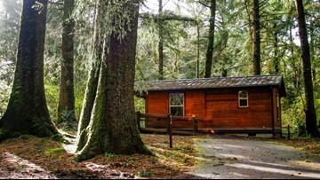 Oregon reports boom in camping, longer camping season