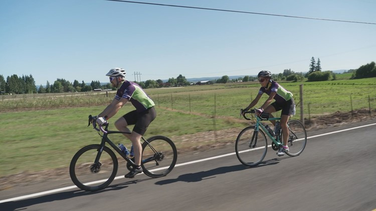 Grant's Getaways: Carly's Crew to ride across the country
