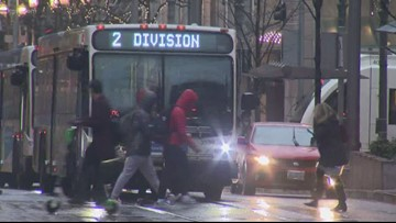 TriMet reveals plans to improve bus route along Division