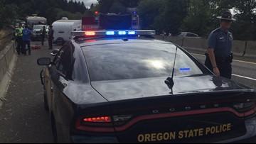 Northbound I-5 reopens in Salem after crash | kgw com