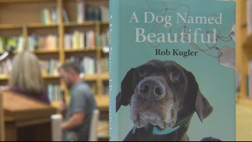 Oregon author uses dog's death to give others hope
