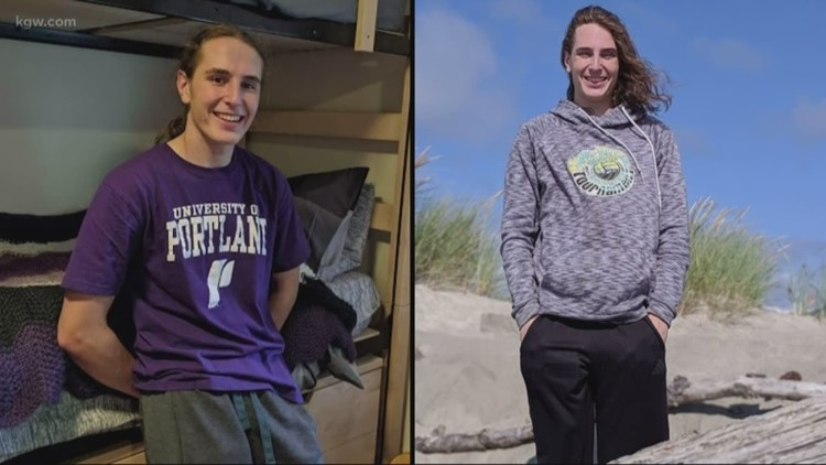 University of Portland student missing