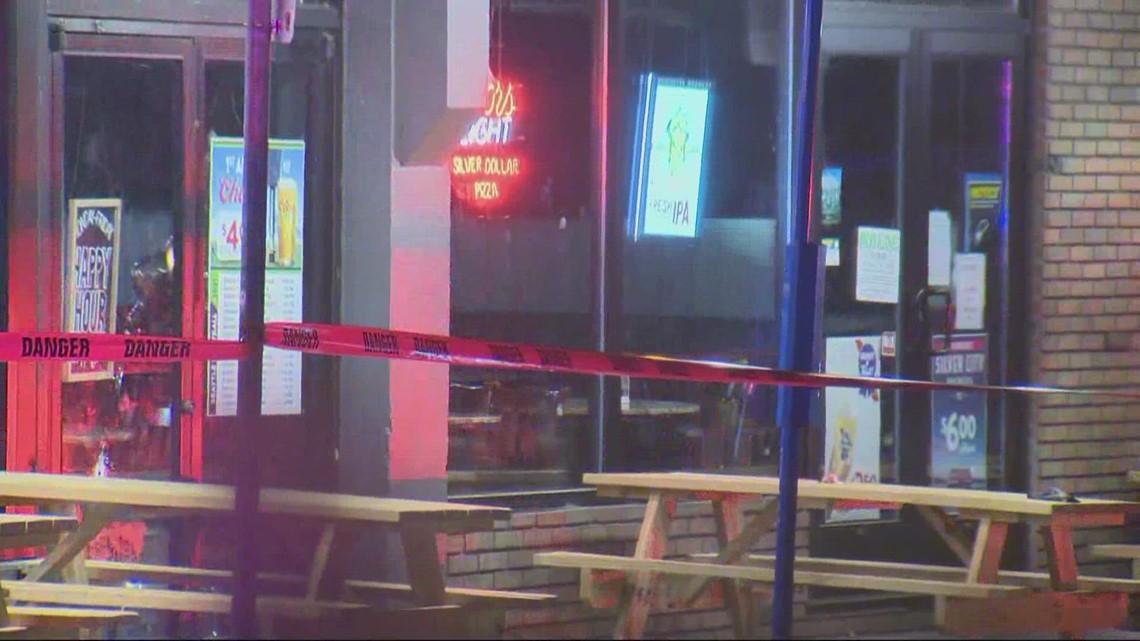 Fatal shooting near NW Portland sports bar