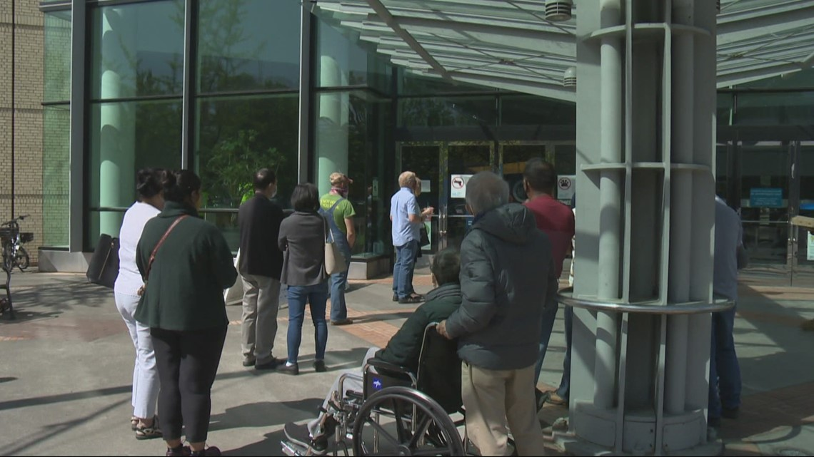 Oregonians 16 and older eligible for vaccine
