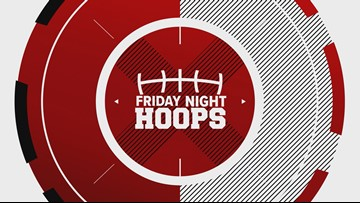 Friday Night Hoops with Orlando Sanchez: Jan. 10 highlights