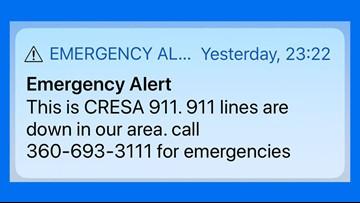 Washington state to investigate CenturyLink 911 outage