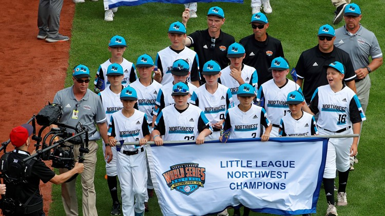 Sprague Little League World Series LLWS Baseball