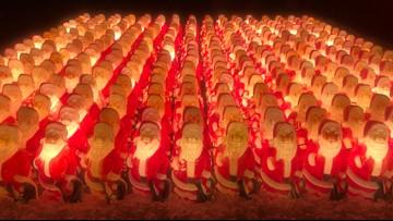 Santa Clones are back for Portland holiday season