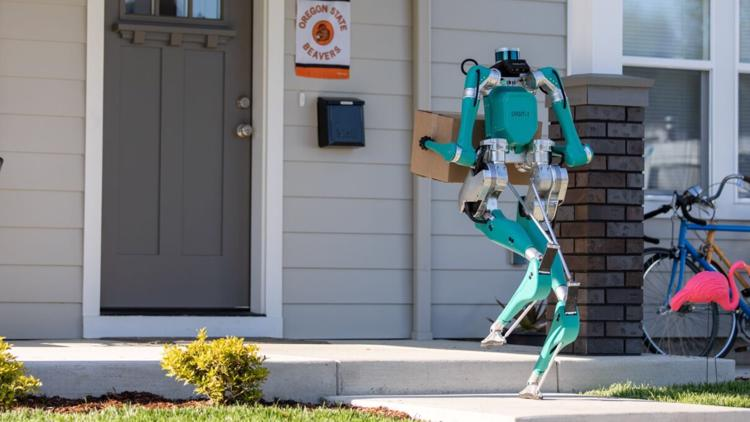 Meet the Oregon robot that could change package delivery as we know it