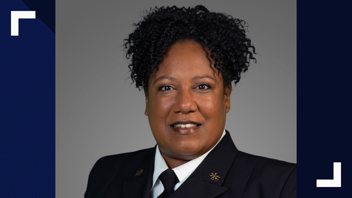 Hardesty promotes from within to name Sara Boone as new Portland fire chief