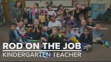 Rod on the Job: Kindergarten teacher