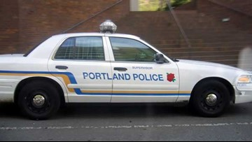 Portland Police officers rescue elderly woman from burning house