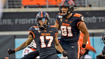 Watch Oregon State's game vs. Hawaii on Facebook