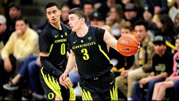 Oregon point guard Payton Pritchard to return for senior season