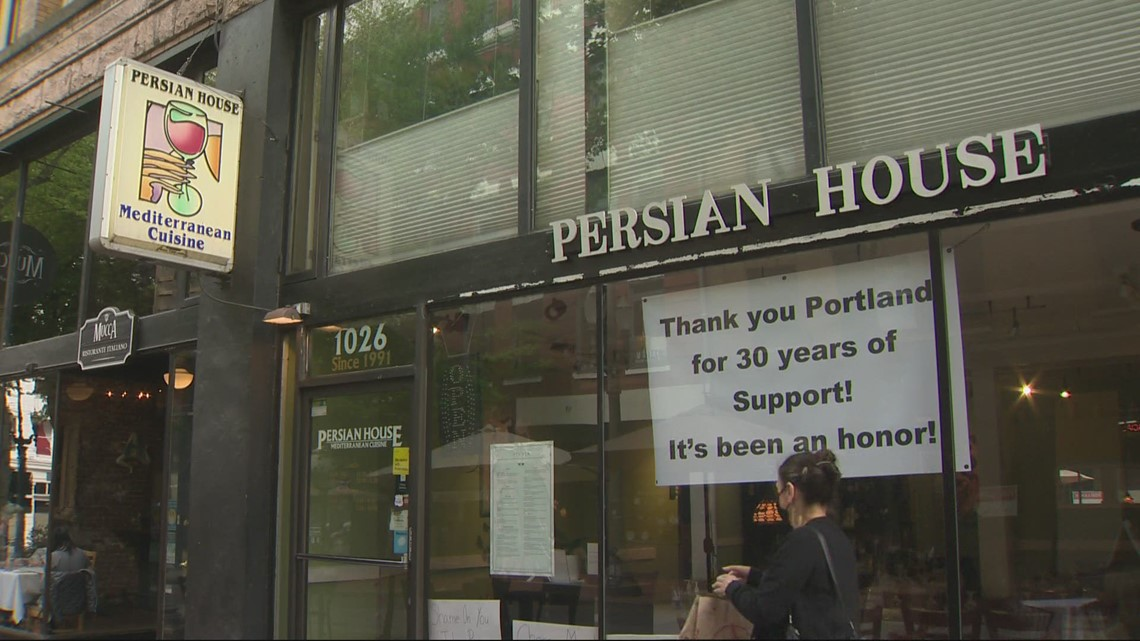 Persian House is closing after 3 decades