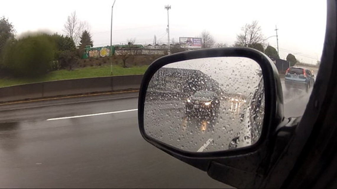 VERIFY: Am I required by law to turn on headlights when using wipers?