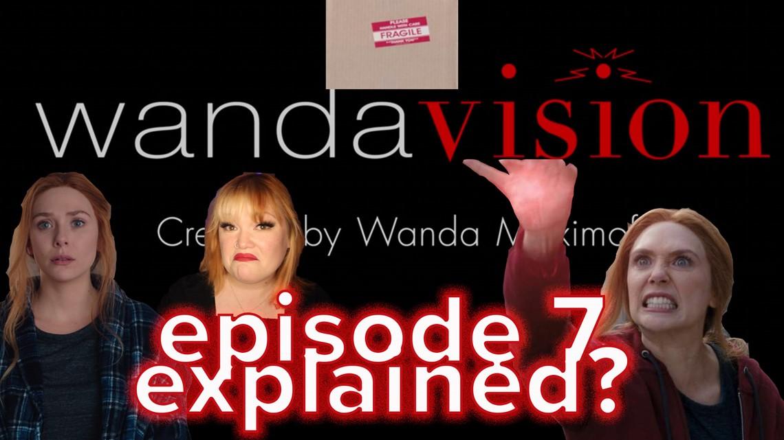 WandaVision Episode 7 explained teaser