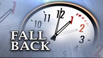 Get ready to fall back this Sunday as Daylight Saving Time comes to an end