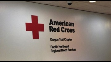 KGW hosts Red Cross blood drive