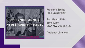 Celebrate Women's History Month with a Free Spirit Party