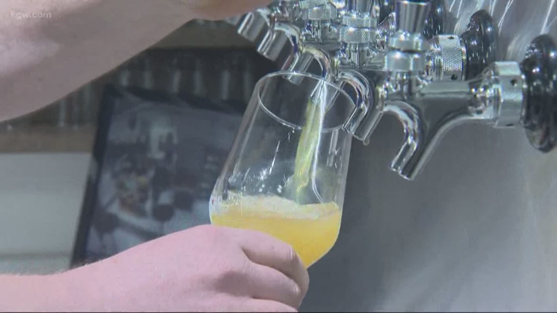 'First of all, it's a ludicrous tax': New Oregon house bill would heavily tax beer and wine makers - KGW.com
