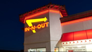 'As close to heaven as we'll get': In-N-Out opens in Keizer
