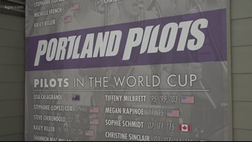 The path to the World Cup passes through the University of Portland