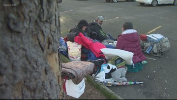 Multnomah County opening severe weather shelters; no one will be turned away