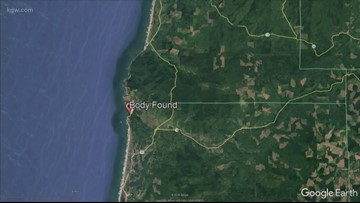 Woman's body found in ocean in Lincoln County