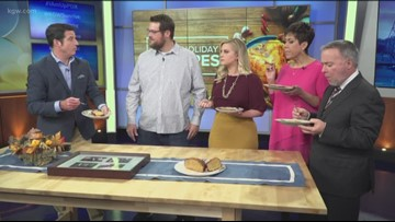 Holiday Recipes: Bacon wrapped turkey meatloaf