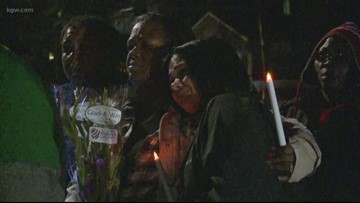 'Justice will happen': Loved ones remember man shot and killed in Northeast Portland