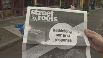 Street Roots vendors working to keep homeless safe and healthy during coronavirus outbreak