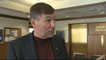 Threats made against Oregon state senator who threatened state police, deputies say