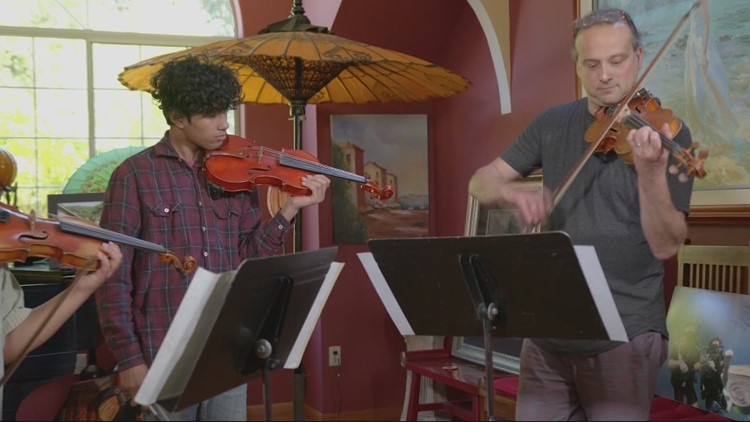 Portland violinist expanding music school to Southeast Asia