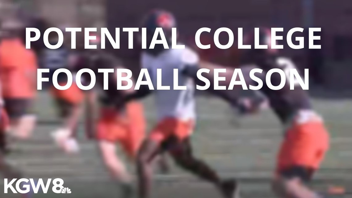 PAC-12 football coaches discuss a potential college football season