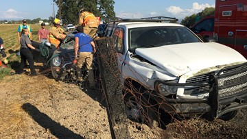 Driver, passenger identified in fatal Clackamas County crash