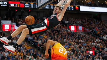 NBA power rankings: 'The legend of Jake Layman continues to pick up steam'